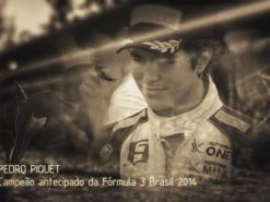 Pedro Piquet Campeão F3